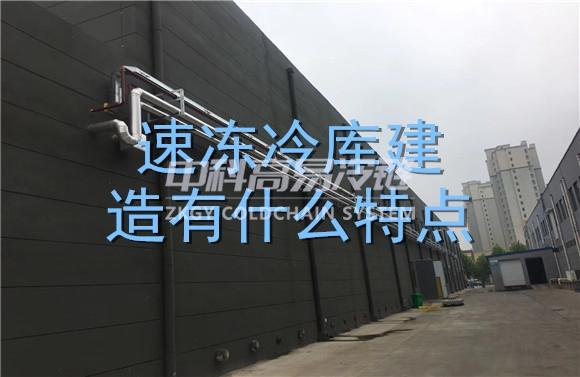 速冻冷库建造有什么特点-常州冷库设计 冷藏冷库工程 常州保鲜冷库建设 冷库建造_中科高易冷链系统(江苏)有限公司