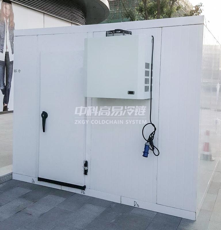 冷库门的位置与安装问题-常州冷库设计 冷藏冷库工程 常州保鲜冷库建设 冷库建造_中科高易冷链系统(江苏)有限公司