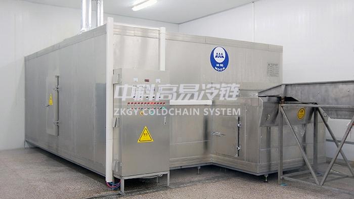 水产品冷冻库的保鲜方法有哪些-常州冷库设计 冷藏冷库工程 常州保鲜冷库建设 冷库建造_中科高易冷链系统(江苏)有限公司